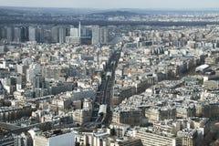 Metro line 6, Paris Stock Photo