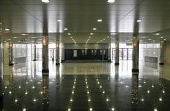 metro lobby Zdjęcia Royalty Free