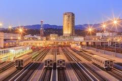Metro of Los Angeles Stock Photos