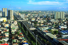Metro Manila Stock Image