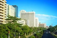Metro Manila Royalty Free Stock Photography