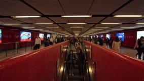 metro stock videobeelden
