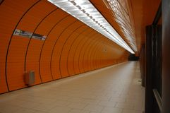 Metro munich Stock Images