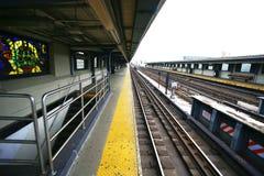 Metro in NYC Stock Fotografie