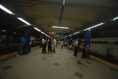 Metro NYC Stock Fotografie
