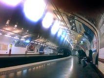 Metro - Paris Royalty Free Stock Photo