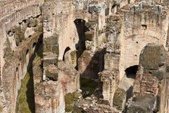 Metro passaged pod Romes colosseum zdjęcia stock