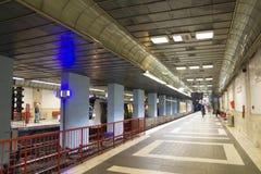 Metro post royalty-vrije stock fotografie
