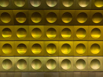 Metro post in Praag Royalty-vrije Stock Foto's
