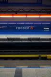 Metro in Prag Lizenzfreie Stockfotografie