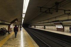 metro rzymu Obraz Stock
