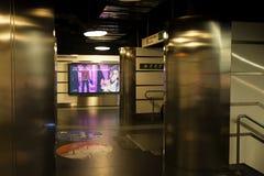 metro rzymu Zdjęcia Royalty Free