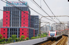 metro Shanghai Zdjęcie Royalty Free