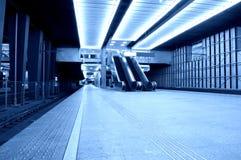 Metro station. Stock Photo