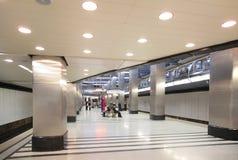 Metro station Royalty Free Stock Image