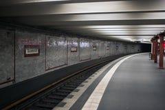 Metro station Alexanderplatz Royalty Free Stock Photos