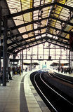 Metro station in Berlin Royalty Free Stock Images