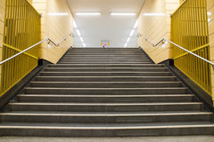 Metro station Berlin, Germany Stock Photography