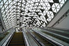 Metro station Budapest Stock Image