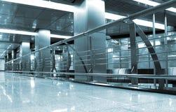 Metro station interior Stock Photography