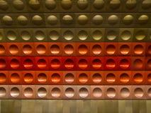 Metro station in Prague Stock Photography