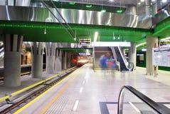 Metro Station. Metro, queue, subway station, subway passengers, public transport, platform metro, suburban train underground, a network of underground royalty free stock photo