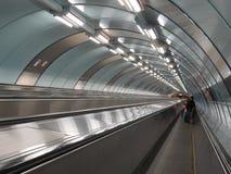 Metro. Station in Sankt-Peterburg royalty free stock images
