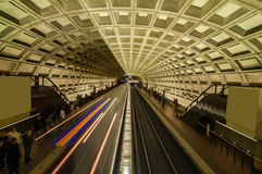 Metro station Royalty Free Stock Images