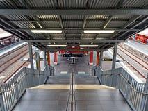 Metro Station, Sydney, Australië royalty-vrije stock foto