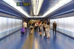 Metro station Toledo Stock Photos