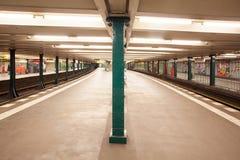 Metro station wittenbergplatz in berlin Royalty Free Stock Photos