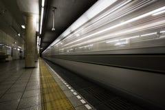 Metro Subway Royalty Free Stock Photography