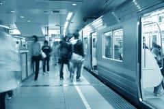metro Tokyo obrazy stock