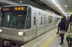 Metro tokyo Royalty Free Stock Photography