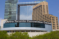 Metro Toronto Convention Centre Stock Images