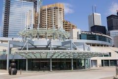 Metro Toronto Convention Centre Stock Photo