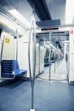 Metro Train Stock Images