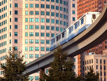 Metro Train Royalty Free Stock Image