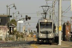 Metro Trein Stock Fotografie