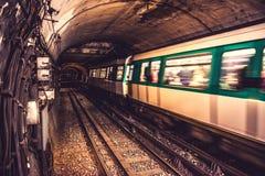 Metro underground Royalty Free Stock Photography