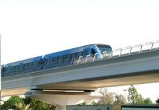 Metro van Doubai het Overgaan Royalty-vrije Stock Foto's