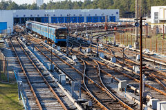 Metro van Kiev Royalty-vrije Stock Foto's
