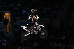 Metro van Ulker de Helden van Moto Stock Fotografie