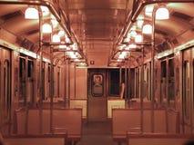 Metro velho de Buenos Aires Foto de Stock
