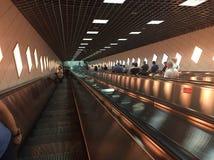 Metro w Ä°stanbul Fotografia Stock