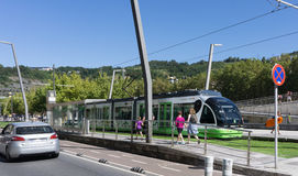 Metro w Bilbao, Hiszpania Fotografia Royalty Free