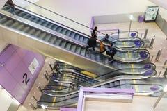 Metro w Paryż Fotografia Stock