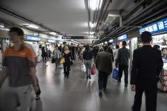 Metro związek, Szanghaj Zdjęcie Stock