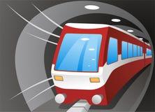 Metroillustratie vector illustratie