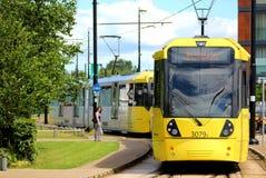 Metrolink Tram Stock Image
